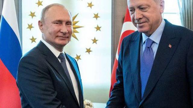 Hé lộ 'điều kiện' Nga chấp thuận Thổ tiến công Syria và kỳ vọng của Moscow