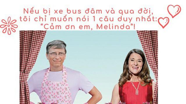 Bill Gates – vị tỷ phú 'nghiện vợ': Nhận rửa bát, đưa đón con, nếu chẳng may bị xe bus đâm và qua đời, chỉ muốn nói 1 câu duy nhất 'Cảm ơn em, Melinda!
