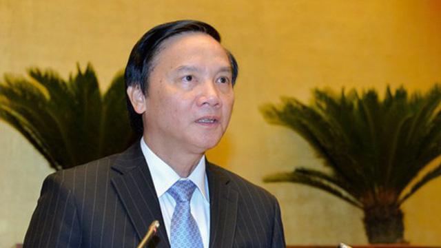 Phân công ông Nguyễn Khắc Định làm Bí thư Khánh Hòa