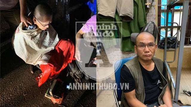 """Thầy cúng bị bắt trên đường """"buôn"""" ma túy từ Hòa Bình về Hà Nội"""