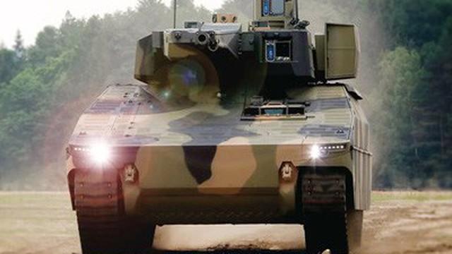 CH Czech hiện đại hóa lực lượng xe chiến đấu bộ binh