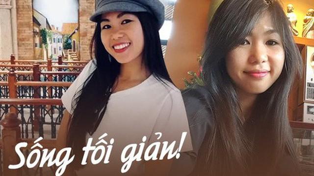 Cô gái Sài Gòn chỉ mua 10 bộ quần áo, 3 đôi giày, 1 cây son và không dùng sữa rửa mặt, kem chống nắng nhưng nhìn nhan sắc, làn da thì ai cũng giật mình