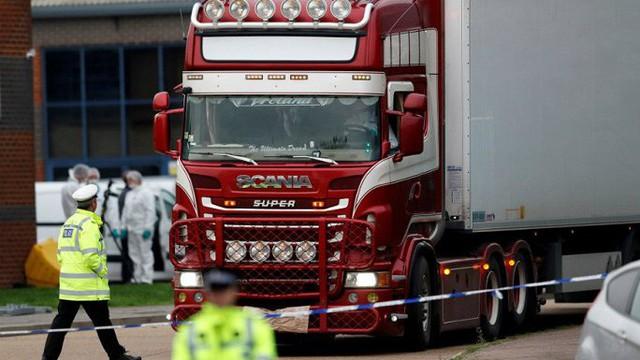 Thêm xe chở người nhập cư lậu bị bắt trên 'tuyến đường tử thần' tới Zeebrugge