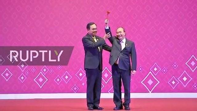 Việt Nam tiếp nhận vai trò Chủ tịch ASEAN