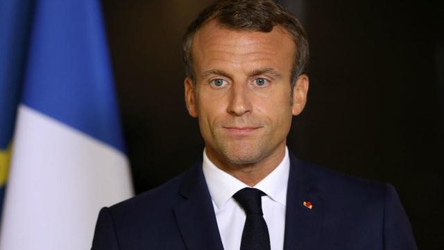 Tổng thống Pháp: NATO đang trong tình trạng chết não