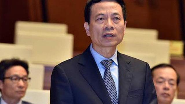 Chủ tịch Quốc hội khen Bộ trưởng Nguyễn Mạnh Hùng trả lời chất vấn ngắn gọn, thẳng thắn, cầu thị... và nhận trách nhiệm