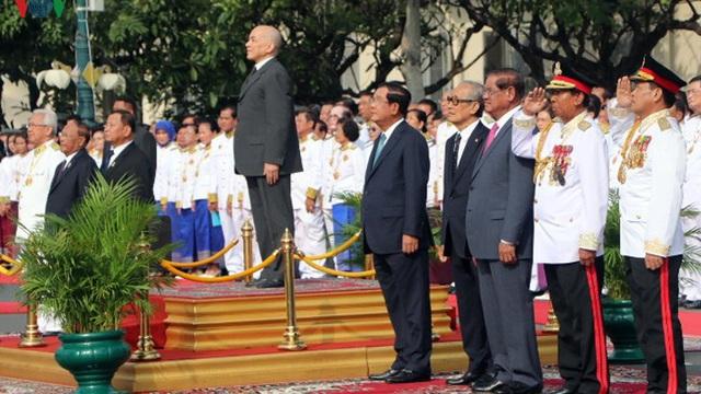 Campuchia kỷ niệm 66 năm ngày Quốc khánh