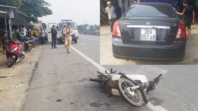 Thực hư thông tin thiếu tá quân đội say rượu, bỏ trốn sau khi gây tai nạn