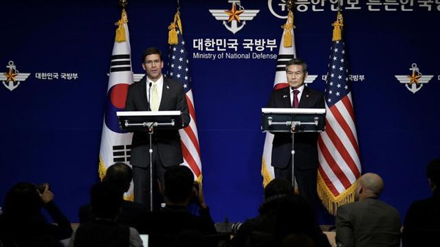 Mỹ - Hàn hoãn tập trận chung nhưng không phải là nhượng bộ Triều Tiên