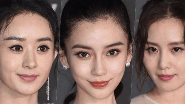 Bất ngờ với ảnh không photoshop tại sự kiện: Angela Baby - Lưu Thi Thi đẳng cấp nữ thần, Triệu Lệ Dĩnh lộ khuyết điểm