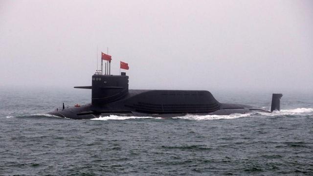 Vụ việc khiến toàn bộ thủy thủ tàu ngầm Trung Quốc tử nạn năm 2003
