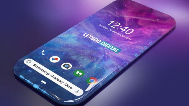 Samsung đang nghiên cứu một thiết kế smartphone siêu dị, không giống bất kỳ chiếc Galaxy nào trước đây