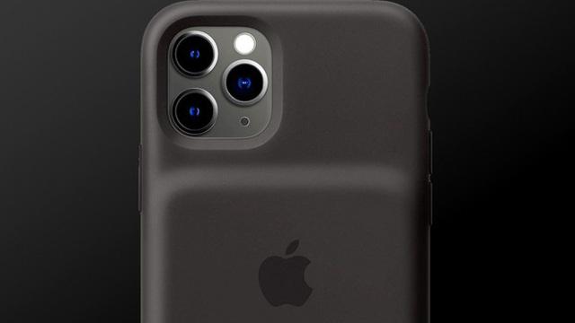 Apple ra mắt Smart Battery Cases cho iPhone 11: vẫn thiết kế lưng gù xấu xí, có thêm phím vật lý chụp ảnh, giá 129 USD