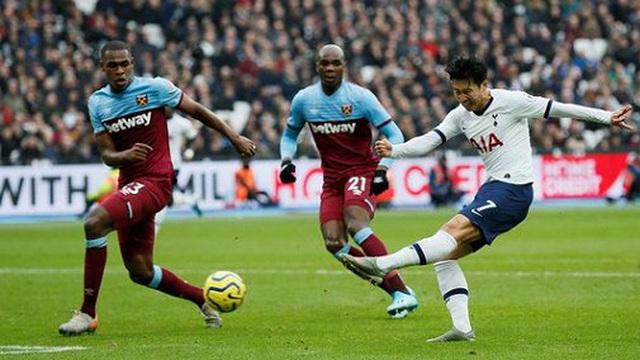 Ghi bàn phút 90+6, West Ham suýt phá hỏng ngày ra mắt của Jose Mourinho
