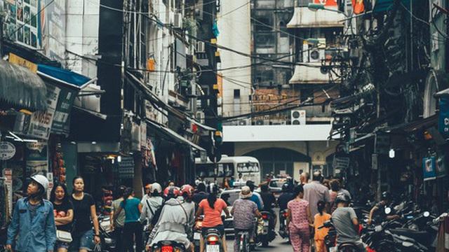 Việt Nam nằm trong top 4 điểm đến hàng đầu cho chuyên gia nước ngoài