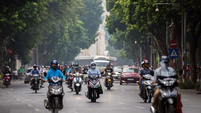 Thủ đô Hà Nội có mưa vài nơi, vùng núi có nơi dưới 17 độ C