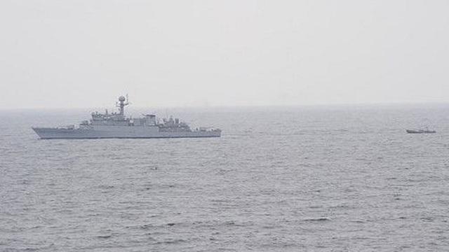Hàn Quốc nổ súng cảnh cáo về phía tàu hàng Triều Tiên