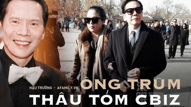 """Bố chồng """"tình cũ Phùng Thiệu Phong"""": Từ diễn viên ít tên tuổi bên cạnh Châu Nhuận Phát tới ông trùm xã hội đen khiến cả giới giải trí Hoa ngữ khiếp sợ"""