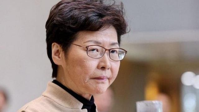 Trưởng đặc khu Hong Kong lên tiếng trước luật Hong Kong của Mỹ