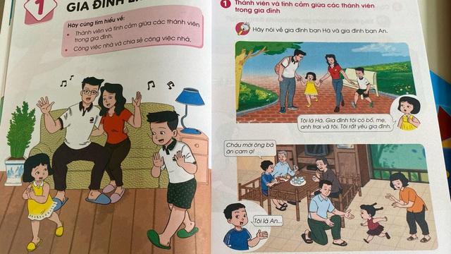 Hé lộ những trang đầu tiên trong bộ sách giáo khoa mới