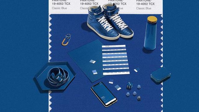 """Trở lại với giá trị xưa cũ: """"Lam cổ điển"""" - Classic Blue chính thức là màu sắc của năm 2020"""