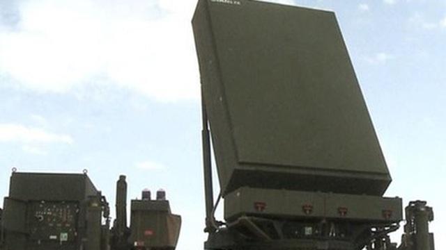 Cộng hòa Séc mua 8 radar 3D của Israel