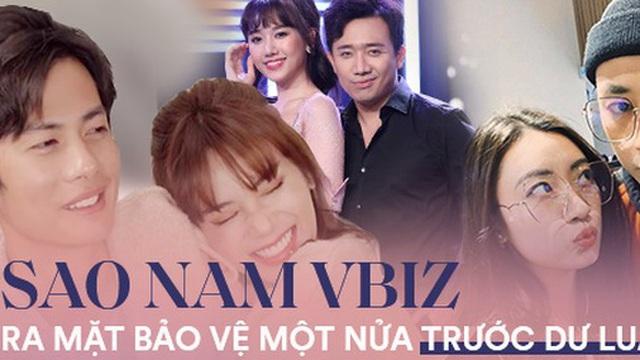 """Sao nam Vbiz ra mặt đối đáp antifan bảo vệ một nửa: Trấn Thành cực """"đanh thép"""" nhưng Rocker Nguyễn còn gắt hơn"""