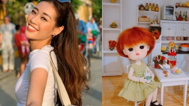 """1001 điều bất ngờ về tân Hoa hậu Khánh Vân: Viết chữ đẹp như in và sở thích đúng chuẩn """"công chúa""""!"""