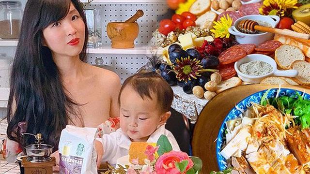Quỳnh Hương - cô gái Việt ở Mỹ dành hết thời gian làm nội trợ với đẳng cấp làm bữa cơm gia đình đạt đến trình độ như nhà hàng 5 sao