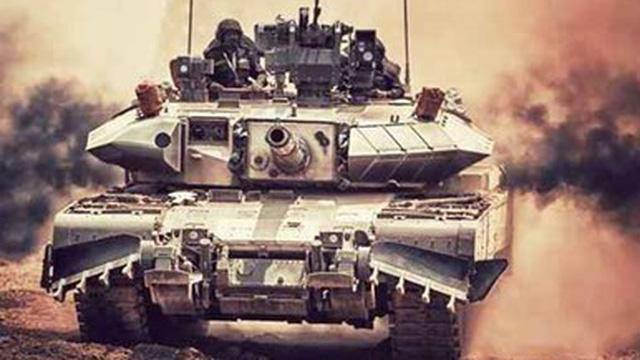 Ấn Độ nâng cấp xe tăng nội địa Arjun Mk-1A