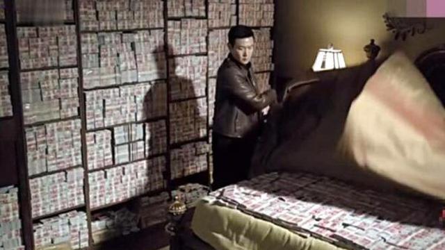 Quan nhỏ vơ vét nghìn tỷ, Bí thư khu phố TQ nhét cả 'tấn tiền' làm nệm ngủ