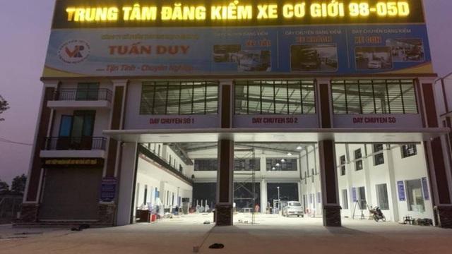 Vì sao vợ con Phó chánh TTGT Bắc Giang thoái vốn tại trung tâm đăng kiểm?