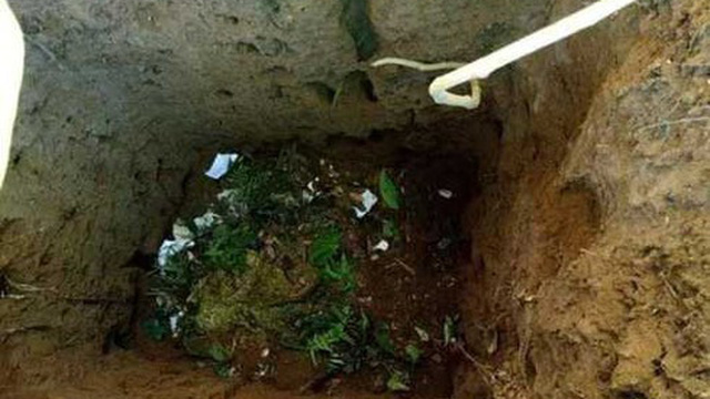 Kon Tum: Sức khỏe cháu bé bị vứt xuống hố phân sâu 2m đã dần hồi phục