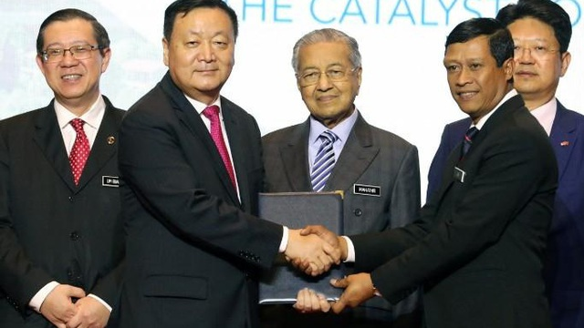 Malaysia hồi sinh siêu dự án cơ sở hạ tầng với Trung Quốc