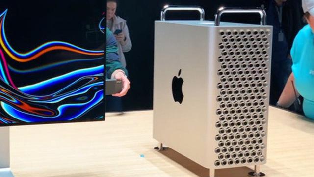 Mac Pro giá hơn 1 tỷ đồng nhưng chỉ được Apple trang bị RAM rẻ tiền