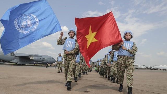 LHQ khen đóng góp của của Việt Nam trong nỗ lực gìn giữ hòa bình