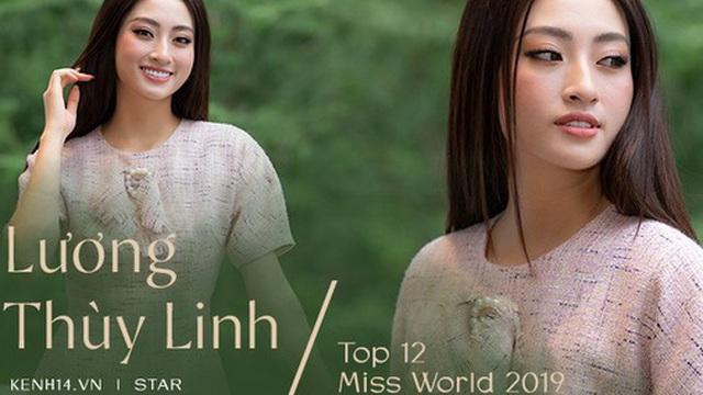 Gặp Lương Thùy Linh sau thành tích Top 12 Miss World: Tôi là nhân chứng sống của 'chân dài' mà 'não không ngắn'