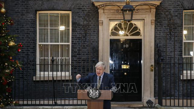 Nhìn lại thế giới 2019: Quay đảo vòng xoay Brexit