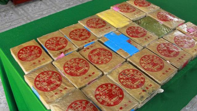 Bộ Công an công bố kết quả điều tra vụ án ma túy trôi vào bờ biển 3 tỉnh miền Trung