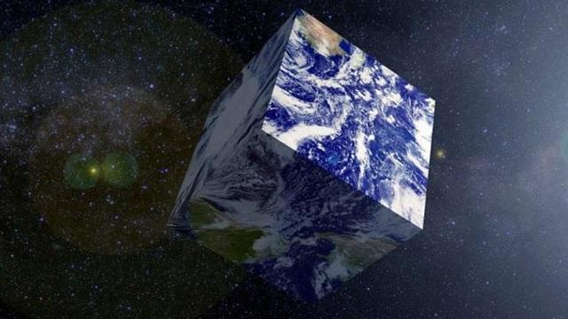 1001 thắc mắc: Sẽ kinh dị thế nào nếu Trái đất hình vuông?