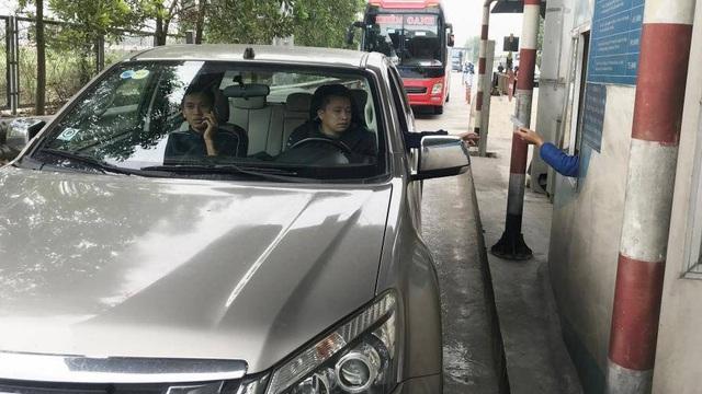 Thu phí không dừng toàn tuyến cao tốc Pháp Vân - Ninh Bình từ 1/1/2020