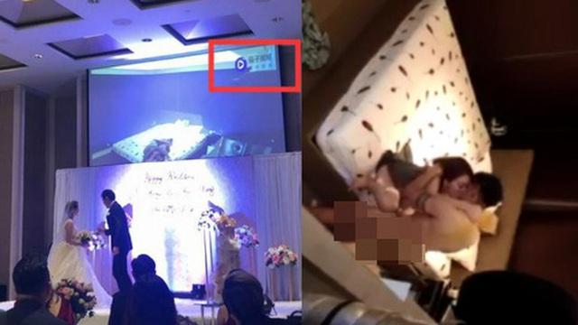 Chú rể tung clip nóng của vợ chưa cưới và anh rể giữa hôn lễ, cô dâu phản bác vì chú rể bạo hành nên mới ngoại tình