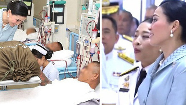 Sau khi Hoàng quý phi bị phế truất, Hoàng hậu Thái Lan ngày càng ghi điểm trước công chúng nhờ hai khoảnh khắc ý nghĩa này
