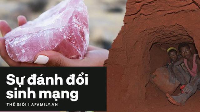 Hiện thực tàn khốc đằng sau những viên đá quý phong thuỷ và trị liệu: Những sinh mạng bị đánh đổi và sự bất công không lối thoát