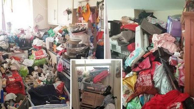 Tưởng mua được nhà giá hời, người đàn ông khóc thét khi thấy đống rác cao ngút đầu, chất khắp nhà mà chủ cũ tích suốt mấy năm