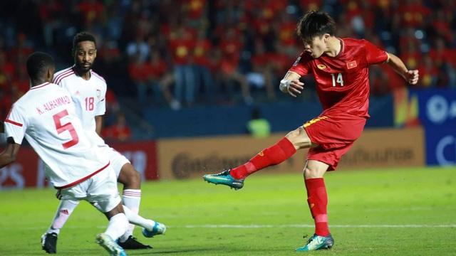 [Kết thúc] U23 Việt Nam 0-0 U23 UAE: Kết quả tiếc nuối với cả 2 đội