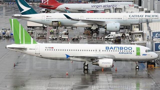 Thị phần Bamboo Airways vượt 12%