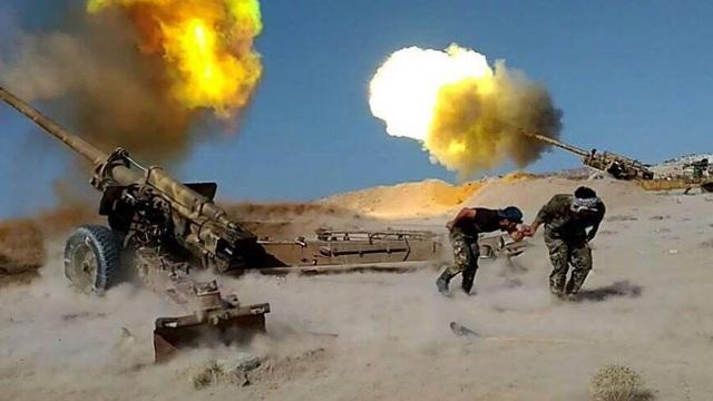 Chiến sự Syria: Nga mở cuộc tấn công hiếm vào Hama, phiến quân thất bại nặng