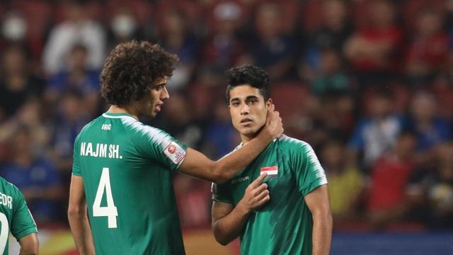 U23 Thái Lan 1-1 U23 Iraq: Thái Lan lần đầu tiên trong lịch sử vào tứ kết