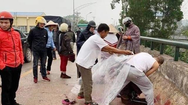 Vụ mẹ chở con gái bị chém tới tấp ở Thái Nguyên: Chồng từng giáp mặt kẻ chém vợ